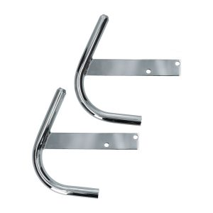 Nerve Bars, chrome - Exterior - Bumpers and accessories - Chromed T-Bars & Tube Nerve Bars  - Generic