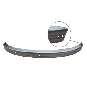 Bumper rear (EUR) square model - Bare - Exterior - Bumpers and accessories - Bumpers  - Generic