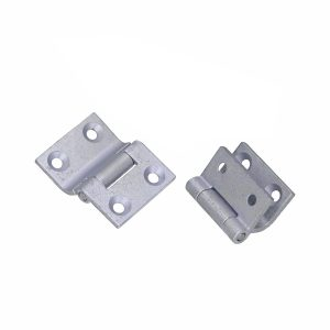 Hinges engine lid - pair - Exterior - Body parts - Hoods and hatches  - Silver Weld Through