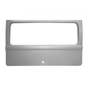 Tailgate - TQ - Exterior - Body parts - Hoods and hatches  - Silver Weld Through