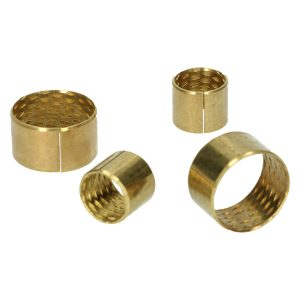 Pedal bushing set - Interior - Pedals and accessories - Pedal accessories  Bus  - Generic