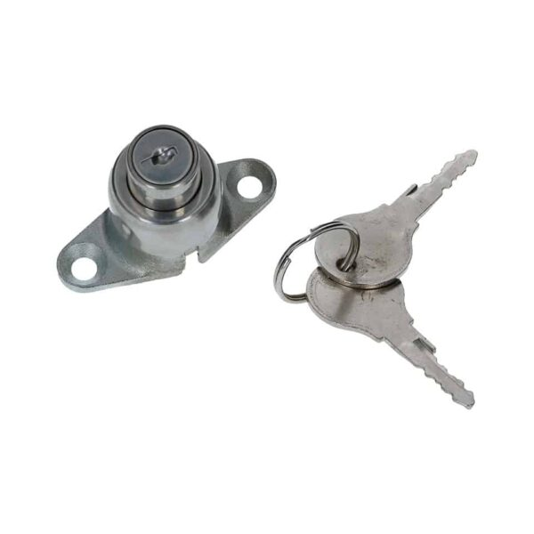 Tailgate lock w/keys - TQ - Exterior - Mirrors and latches - Latches and locks  - Generic