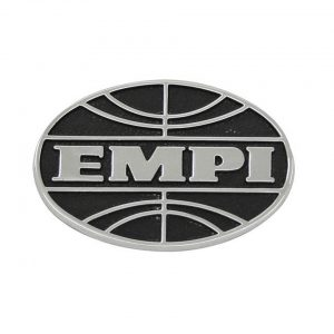 'Empi die cast' oval logo - Exterior - Accessories - Emblems and accessories  - Generic