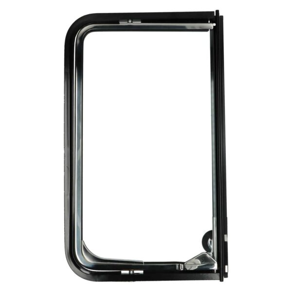 Vent window assembly rear left - Interior - Door finish and emergency brake - Vent window  - Generic