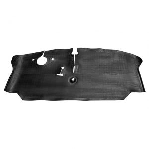 Front rubber floor mat - Interior - Upholstery and accessories - Rubber carpet kit,  Bus  - Generic