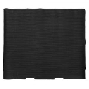 Rear rubber floor mat - Interior - Upholstery and accessories - Rubber carpet kit,  Bus  - Generic