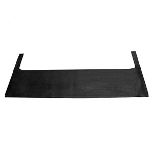 Rear rubber floor mat, double cabin - Interior - Upholstery and accessories - Rubber carpet kit,  Bus  - Generic