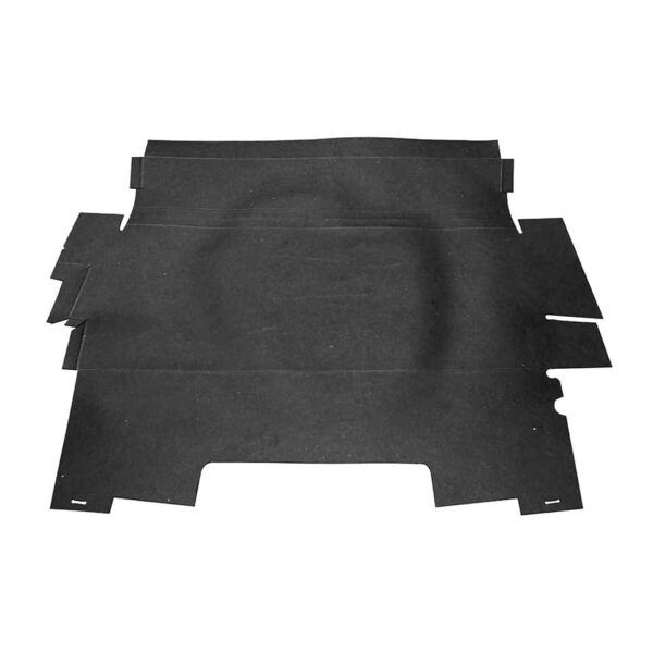 Front trunk cardboard, top side - Interior - Trunk clothing - Cardboard front trunk  - Generic