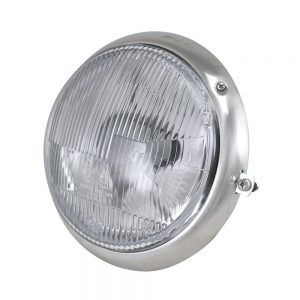 Headlight, leftEuropean (L.H.D.) Hella - Electrical section - Headlights and accessories - Sloping headlights  - Generic