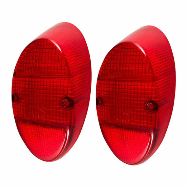 Taillight lenses (USA) - Electrical section - Lights and glasses - Tail lights  Beetle  - Generic
