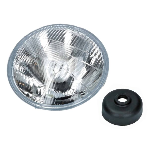 H4 headlight without support - Electrical section - Headlights and accessories - Lamp optics  - Generic