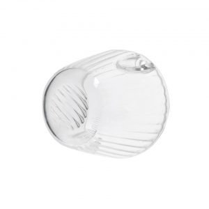 Front indicator lens clear - TQ - Electrical section - Lights and indicators - Direction indicatorsKarmann Ghia  - Generic