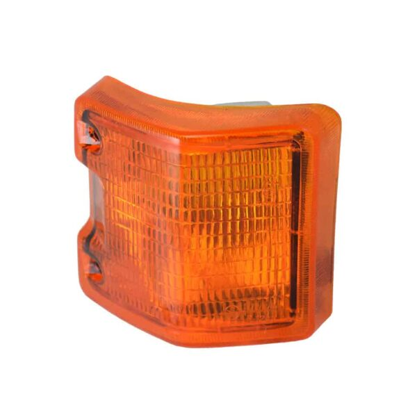 Front complete turn signal right, orange - Electrical section - Lights and indicators - Direction indicators  Type 25  - Generic