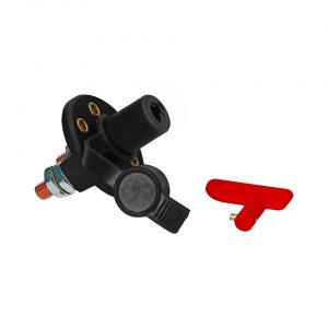 Battery cut-off switch - Electrical section - Switches and apparatuses - Battery terminals and ground cables  - Generic