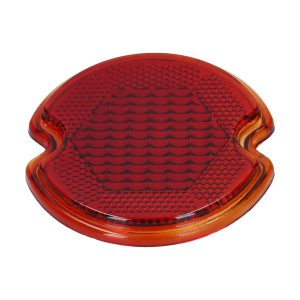 Taillight lens - Bus 04/58-08/61 - Electrical section - Lights and glasses - Tail lights  Bus  - Generic