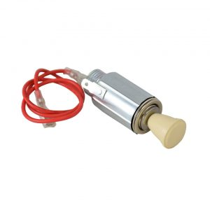 Cigaret lighter 6/12V - Ivory - Electrical section - Switches and apparatuses - Cigaret lighter  - Generic