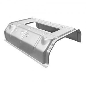 Cab seat box - Exterior - Body parts - Bodywork Bus, -67 Bodyparts (XView 1-05)  - Silver Weld Through
