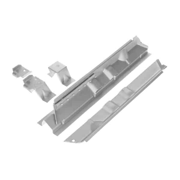 Seat rails and seat brackets - Exterior - Body parts - Bodywork Bus, -67 Bodyparts (XView 1-05)  - Silver Weld Through