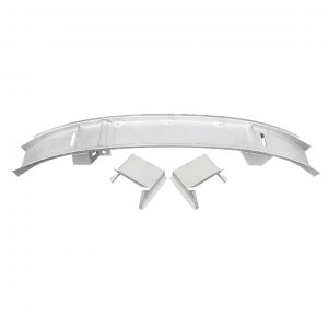 Inner front valance with brackets - TQ - Exterior - Body parts - Bodywork Bus, -67 Bodyparts (XView 1-05)  - Silver Weld Through