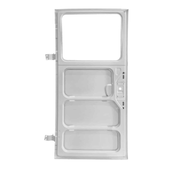 Cargo door front right / rear left - Exterior - Body parts - Doors and hardware  - Silver Weld Through