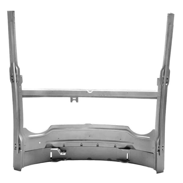 Front inner frame assembly - Exterior - Body parts - Bodywork Bus, -67 Bodyparts (XView 1-05)  - Silver Weld Through