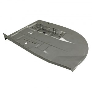 Battery tray, right, Bus, Auto Craft - Exterior - Body parts - Bodywork Baywindow 67- (XView 1-08)  - Auto Craft