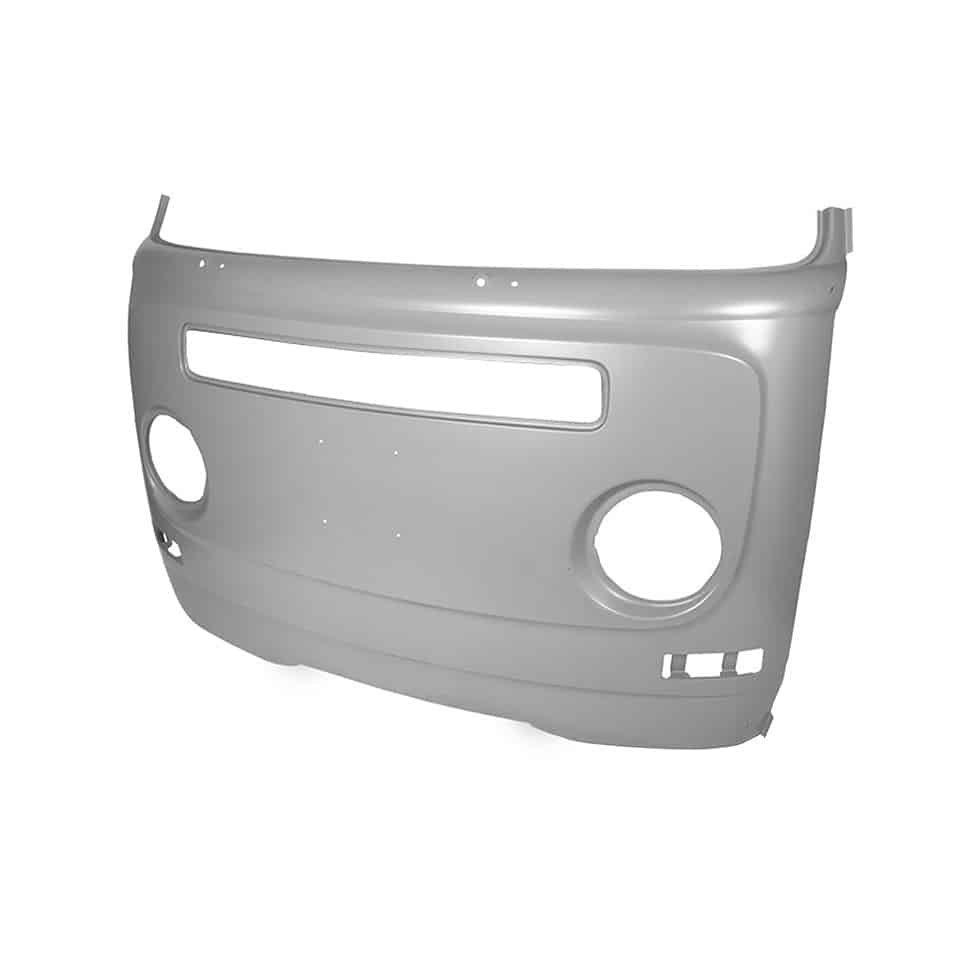 Front panel with windshield surround (10cm) – TQ