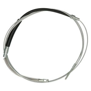 Hand brake cable, not for Italian specifications - Under-carriage - Cables - Hand brake cables  - Generic