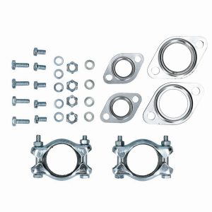 Exhaust assembly kit Type1 - German - Engine - Exhaust and accessories - Gasket and accessories for exhaust  - Generic