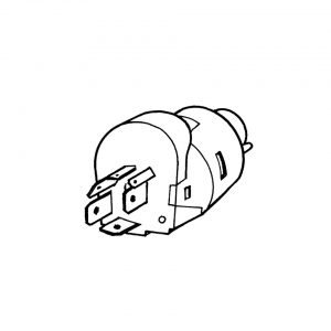 Ignition switch - Electrical section - Switches and apparatuses - Ignition switch  - Generic