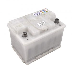 Battery - Electrical section - Switches and apparatuses - Batteries  - Generic