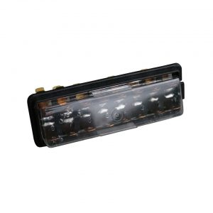 Fuse box, 8 fuses - Electrical section - Switches and apparatuses - Fuse boxes and fuses  - Generic