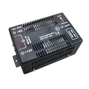 Transformer 6V > 12V - Electrical section - Switches and apparatuses - Electrical accessories  - Generic