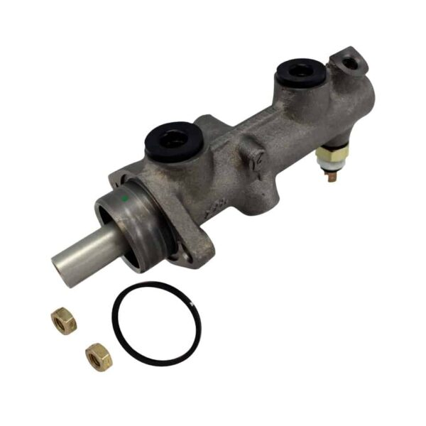 Master cylinder w.servo and w/o ABS - Under-carriage - Brakes - Master brake cylinder and parts  - ATE