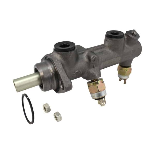 Master cylinder w.servo and w/o ABS + inspectionlight - Under-carriage - Brakes - Master brake cylinder and parts  - ATE