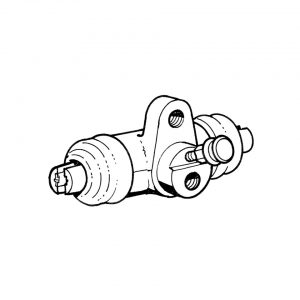 Wheel cylinder, frontType 3 rear - Under-carriage - Brakes - Wheel brake cylindersSold each  - TRW