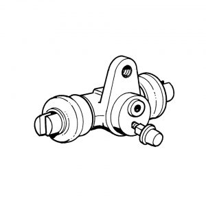 Wheel cylinder, rearTRW-VARGA - Under-carriage - Brakes - Wheel brake cylindersSold each  - TRW