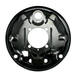 Backing plate, rear left - Under-carriage - Brakes - Backing platesSold each  - BBT Production