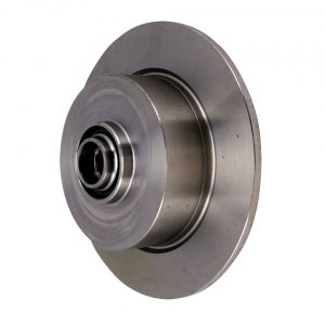 Brake disc without lugs - Under-carriage - Brakes - Modified brake discs and drums  - BBT Production