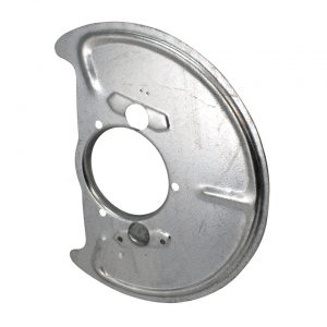 Dustcover brake disk right - Under-carriage - Brakes - Brake discSold each  - Generic
