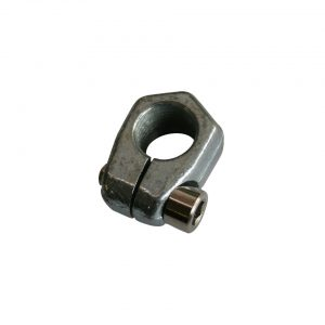 Spindle nut, righteach - Under-carriage - Front suspension - Spindles and parts  Beetle,  Karmann Ghia 08/65- (XView 4-10)  - Generic