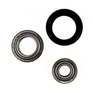 Bearings disc, front, by wheel - Under-carriage - Front suspension - Spindles and parts  Beetle,  Karmann Ghia 08/65- (XView 4-10)  - Generic
