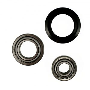 Bearings drum and disc front, by wheel - Under-carriage - Front suspension - Spindles and parts  Beetle,  Karmann Ghia 08/65- (XView 4-10)  - Generic