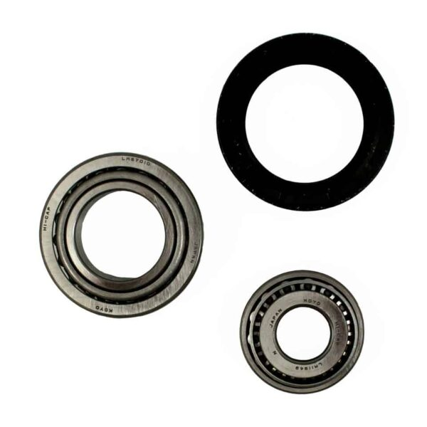 Front bearing kit, by wheel - Under-carriage - Front suspension - Spindle  Bus -07/67 (XView 4-12)  - Generic