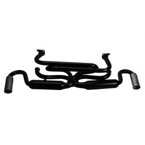 Tuck-a-way exhaust - Engine - Exhaust and accessories - 4 in 1 exhaust with complete muffler  Beetle  - Generic