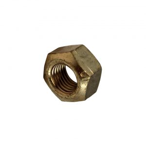 Selflocking nut for upper control arm bolt - Under-carriage - Front suspension - Front suspension  Type 25 (XView 4-16)  - Generic