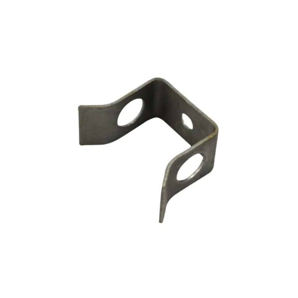 Lock plate for steering shaft flange to steering box - Under-carriage - Steering - Steering lock plates  - Generic