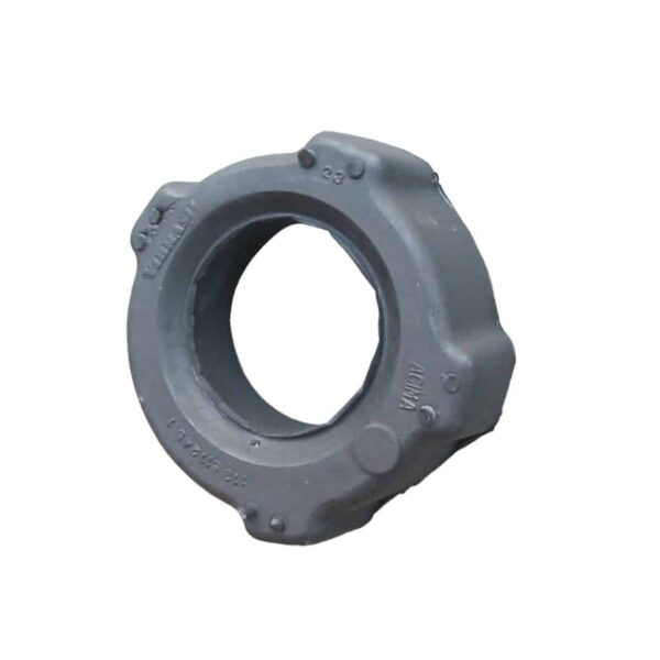 Rubberbushing springplate, rear, eachOuter left and inner right swing axle- from chassisn° 2-528 667 (08/59) to chassisn° 118 10 16 100 (08/68) Inner right- from chassisn° 118 07 14 40 to chassisn° 118 10 16 100 IRS-From chassisn° 119 000 001 Swing & IRS. - Under-carriage - Rear suspension and gearbox - Rear suspension rubbers  - Generic