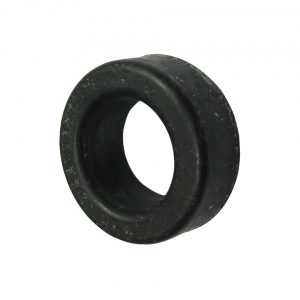 Rubberbushing springplate, rear, eachAll outer side from chassisn° 118 10 16 100 (08/68) - Under-carriage - Rear suspension and gearbox - Rear suspension rubbers  - BBT Production