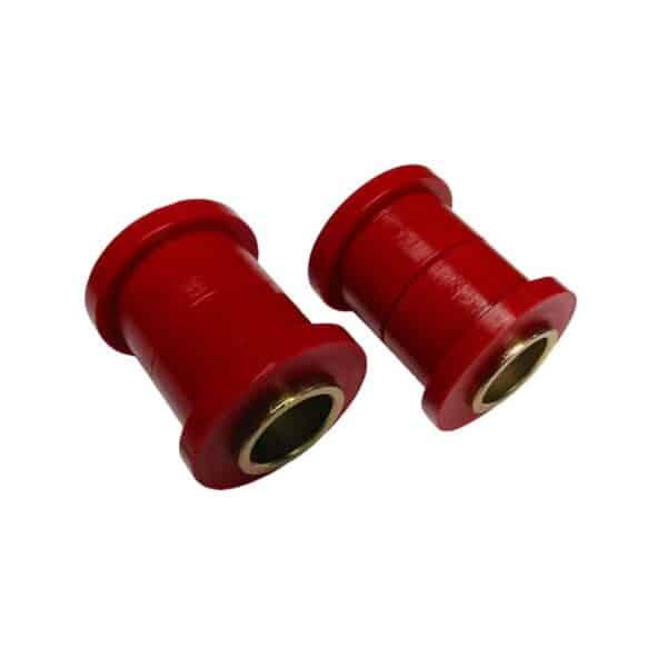 Urethane bush for mounting the suspension arm into the support, as pair - Under-carriage - Rear suspension and gearbox - Rear suspension rubbers  - Generic